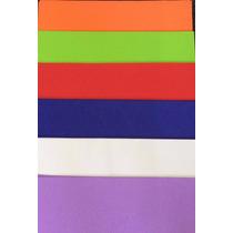 Goma Eva Lisa- Medidas 60x40 Cm Paquete De 10 Hojas
