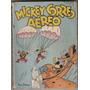 Walt Disney Raton Mickey Mouse Correo Aereo 1937 Ilustrado