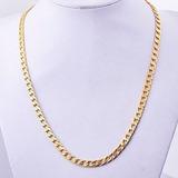Cadena, Collar, Gargantilla En Oro Gold Filled 14 K Unisex