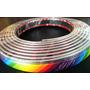 Moldura Autoadhesiva Tuning Auto Multicolor 24mmx1metro