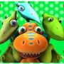 Kit Imprimible Dinotren Candy Bar Golosinas Y Mas Tarjetas
