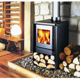 Calefactor Leña Bosca Eco 360 Doble Combustion Pot. 8.7 Kw