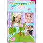 Carteles Banners Cumpleaños Calidad Hd Con Imanes De Regalo