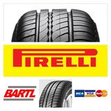 Cubiertas 185/60/15 Pirelli P1 Colocada Balanceada Neumático