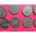 España, 1 Peseta 197 79 80, 10 Monedas, Fotos,  Mnd668