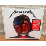 Metallica - Hardwired..(deluxe 3cd)