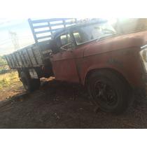 Imperdible Camion Fargo Con Volcadora Escucho Oferta