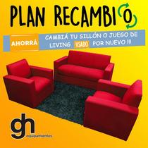 Divino Juego De Living Plan Recambio, Oferta En Gh en venta en Goes ...