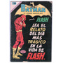 Antigua Revista Comic Novaro Mexico Batman Flash Año 1970