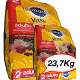 Pedigree Vital Protect Adulto 21+ 2,7 Kg Regalo+snaks+envio