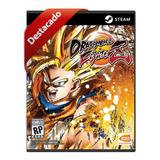 Dragon Ball Fighterz Pc + Online Steam Original