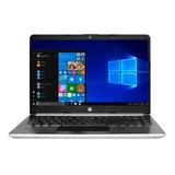 Notebook Hp 14' Fullhd Core I5 10ma Gen 128ssd 4gb Win10 Loi