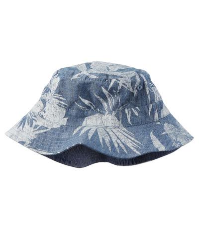 Carters Gorro Sombrero Jean Estampado Az 12-24m Eg21 bf8a4113233