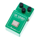 Pedal De Efecto Para Guitarra Ibanez Tube Screamer Ts808
