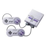 Consola Nintendo Snes Classic Mini Hdmi Usb 2 Controles Nnet