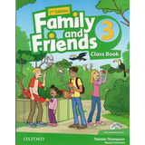 Family And Friends 3 / Class Book + Workbook - 2nd Edition