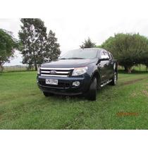 Inmaculada Ford Ranger Xlt Vdo/pto