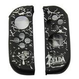 Funda Protector Silicona Joycon Nintendo Switch Zelda Byn