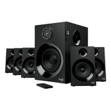 Parlante Home Theater Logitech Z607 5.1 160w Bluetooth Amv
