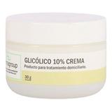 Ácido Glicolico 10% Crema - Dermagroup