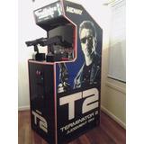 Terminator 2 Judgement Day Arcade Game