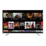 Smart Tv 55' 4k Ultra Hd Jvc Android 7.0 Gtía 3 Años En Loi