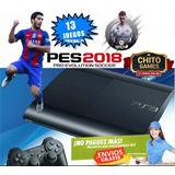 Ps3 13 Juegos Originales Fifa19 2 Controles Online O Offline