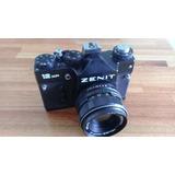 Cámara Analógica 35mm Marca Zenit 12xp