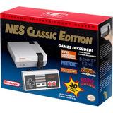 Nintendo Nes Mini (nes Classic) Original Nintendo, Macrotec