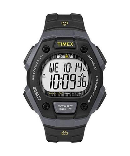 5bbdced07553 Reloj Timex Mens Tw5m09500 Ironman Classic 30 Correa De R