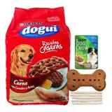Comida Perro Adulto Dogui 24 Kg + Regalo + Envío Gratis