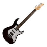 Guitarra Electrica Cort G250-bk Guitarras Maple Envío Gratis
