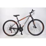 Bicicleta Greenbike Mtb Montaña Rodado 29 Aluminio + Regalo