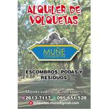 Alquiler De Volquetas 24 O 48 Hs