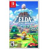 The Legends Of Zelda Link´s Awakening Fisico Switch Sellado