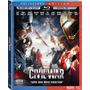 Capitan America: Civil War Pack Blu-ray 3d + Blu-ray