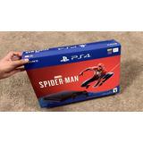 Consola Ps4 Spiderman 1tb Slim