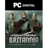Total War Saga Thrones Of Britannia Pc / Completo Digital