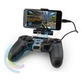 Soporte Para Celular Y Control Mando Joystick Playstation 4