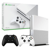 Xbox One S 1 Tb Nueva + 2 Joysticks, Garantía, Macrotec