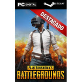 Pubg / Playerunknown Battlegrounds Pc Online Steam Original
