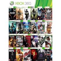 Juegos Xbox 360 Rgh / Local Establecido / Envios