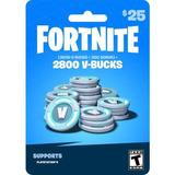 2800 Pavos (v-bucks) Fortnite Ps4 Usa - Globalpingames