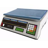 Balanza 40 Kg Electronica Digital A 220 Y Bateria