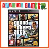 Gta 5 Gta V Grand Theft Auto V Original Playstation 3 Ps3