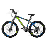Bicicleta Bangho 2018 Rodado 26 Hombre Aluminio Cf-1182