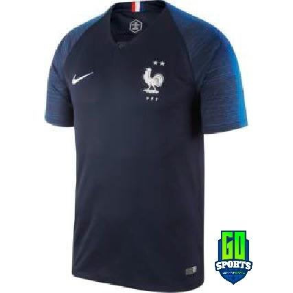 e80db0e944799 Camiseta Seleccion Francia 2018-19