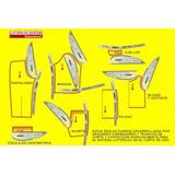 Mega Pack D1g1t4l - Reglas Curvas Para Costura