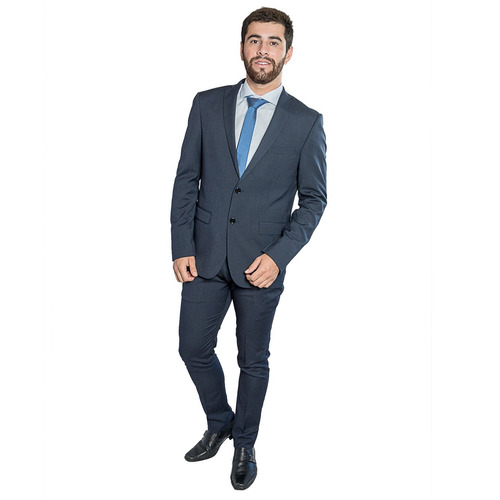 45453a78b26da Traje Para Hombres Azul Adam Tailor Slim Fit - Tienda Chaia