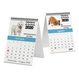Calendarios 2020 Personalizado Escritorio 15x10